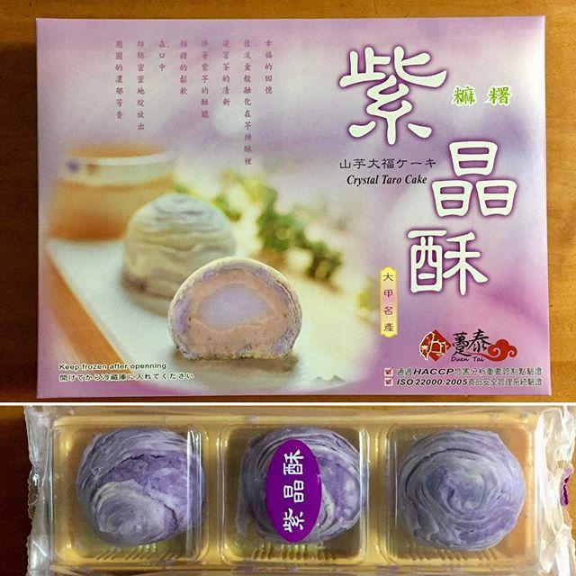山芋大福ケーキ